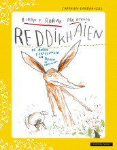 The Radish Shark and other stories about Fox and Piglet av Bjørn F. Rørvik (Innbundet)
