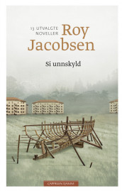 Say You´re Sorry av Roy Jacobsen (Innbundet)