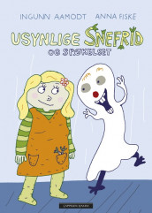 Invisible Snefrid and the Ghost av Ingunn Aamodt (Innbundet)