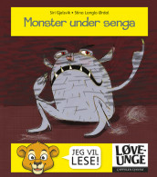 Monster Under the Bed av Siri Gjelsvik (Innbundet)