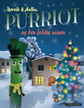 Purriot and the Fake Santa av Bjørn F. Rørvik (Innbundet)