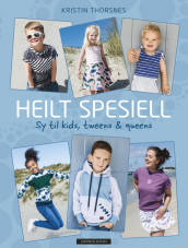 SUPER SEWING for kids, tweens & queens av Kristin Thorsnes (Innbundet)