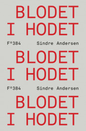The Blood in the Head av Sindre Andersen (Innbundet)